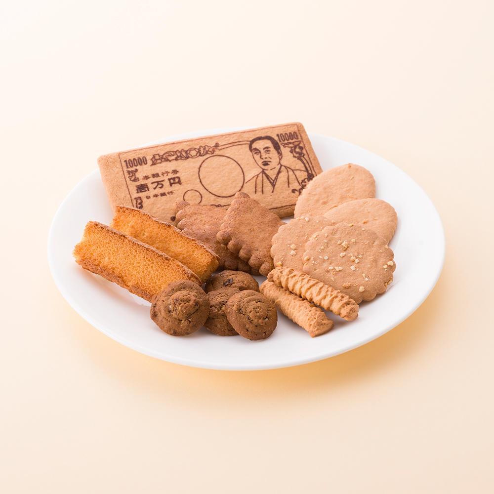 ¥en cookies (エンクッキー)日本銀行本館