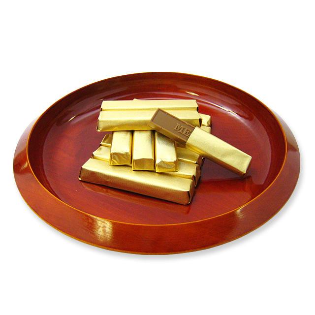 ゴールドプラチナチョコレート(期間限定 秋~春)