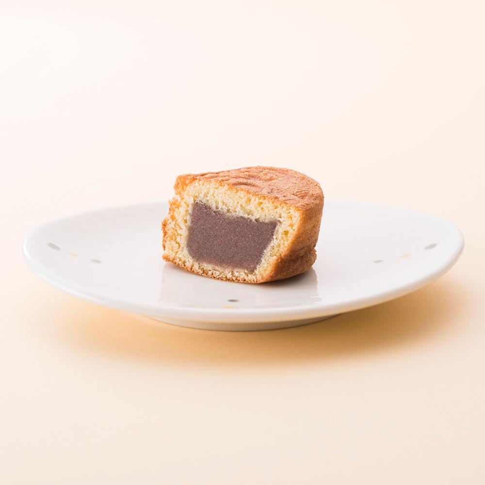 カステラ饅頭 貨幣焼(かすてらまんじゅう かへいやき)