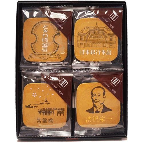 ときわ橋金座煎餅1